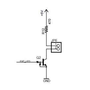 RPi-PWR2 EXT LEDs