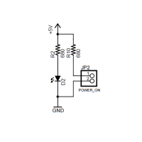 RPi-PWR PWR LEDs