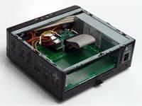 mini-ITXシャーシへの組込みB