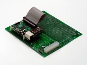 RPi-ITX-KIT and Raspberry Pi