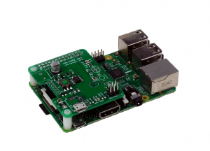 RPi-PWR2 mini on Raspberry Pi
