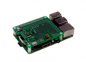 RPi-PWR2 univ on Raspberry Pi