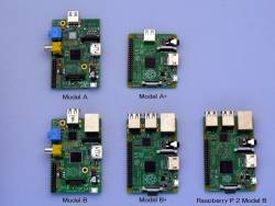 Raspberry Pi Line-Up